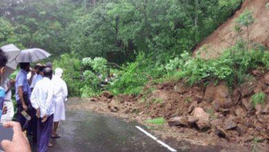 Rain and Landslides
