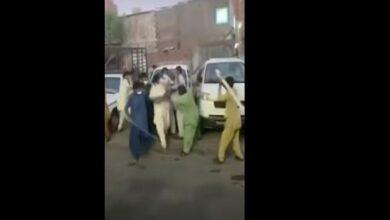 Photo of സൗദി അറേബ്യയില് പാകിസ്ഥാന് സ്വദേശികൾ തമ്മില് സംഘര്ഷം ; ചേരിതിരിഞ്ഞ് ആക്രമിക്കുന്ന വീഡിയോ സമൂഹ മാധ്യമങ്ങളിൽ, ആറു പേരെ അറസ്റ്റ് ചെയ്തു